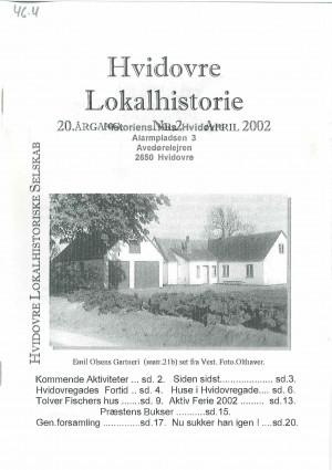 Hvidovre Lokalhistorie