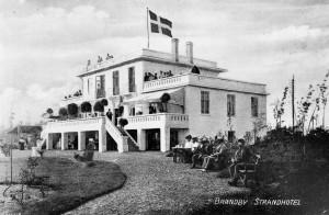 Brøndby Strandhotel 1913